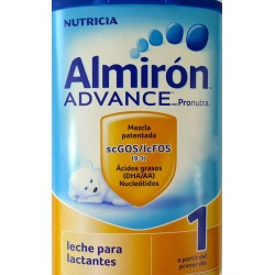 ALMIRÓN ADVANCE 1 CON PRONUTRA NUTRICIA