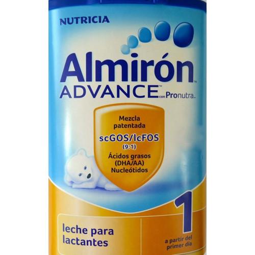 LECHE PARA LACTANTES ALMIRÓN ADVANCE 1 CON PRONUTRA 800 G