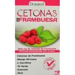 CETONAS DE FRAMBUESA 60 COMPRIMIDOS DRASANVI