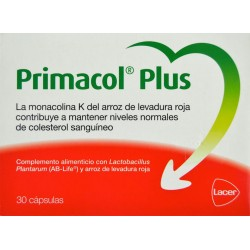PRIMACOL PLUS 30 CÁPSULAS LACER