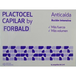 ANTICAÍDA PLACTOCEL CAPILAR BY FORBALD INTERPHARMA