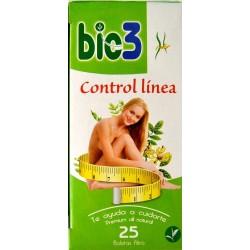 INFUSIONES CONTROL LÍNEA 25 BOLSITAS BIE 3