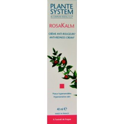 CREMA ANTI-ROJECES ROSAKALM 40 ML PLANTE SYSTEM
