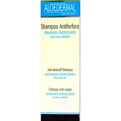 CHAMPÚ ANTI-CASPA 200 ML ALOEDERMAL