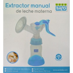 EXTRACTOR MANUAL DE LECHE MATERNA SARO