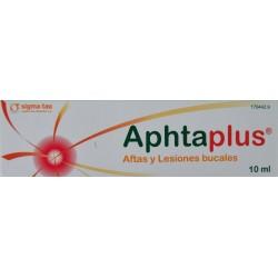 GEL AFTAS Y LESIONES BUCALES 10 ML APHTAPLUS