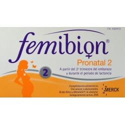FEMIBION PRONATAL 2 30 COMPRIMIDOS Y 30 CÁPSULAS MERCK