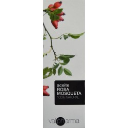 ACEITE DE ROSA MOSQUETA 100% NATURAL 20 ML VALPHARMA
