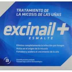 EXCINAIL+ ACTAFARMA