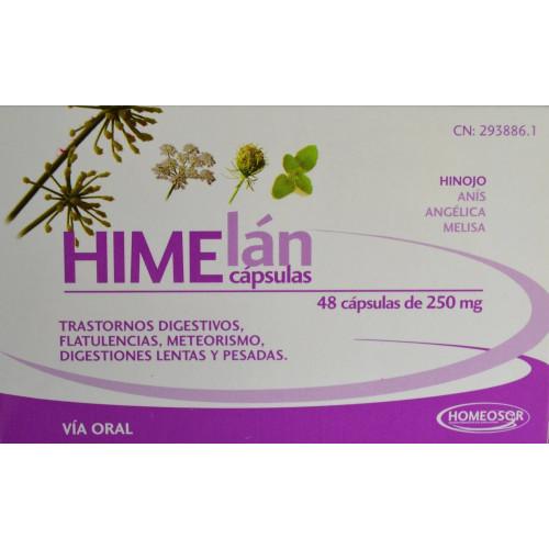 HIMELÁN 48 CÁPSULAS HOMEOSOR