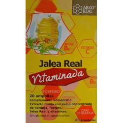 JALEA REAL VITAMINADA 20 AMPOLLAS ARKOPHARMA