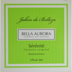 JABÓN DE BELLEZA BELLA AURORA SÉRÉNITÉ