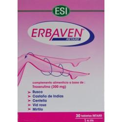 ERBAVEN RETARD 30 TABLETAS RETARD ESI