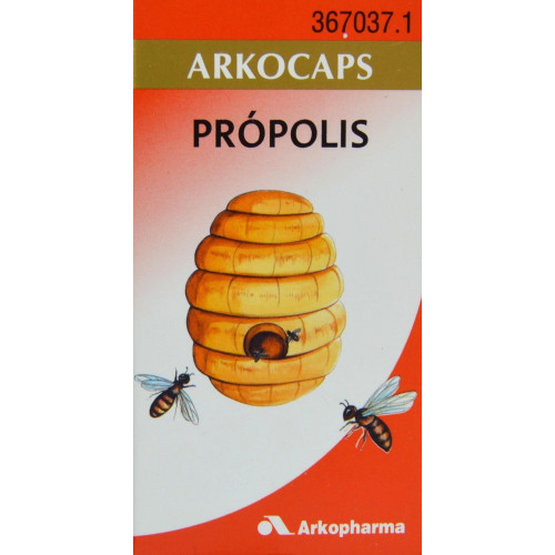 PRÓPOLIS ARKOCAPS 50 CÁPS ARKOPHARMA