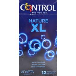NATURE XL 12 PRESERVATIVOS CONTROL