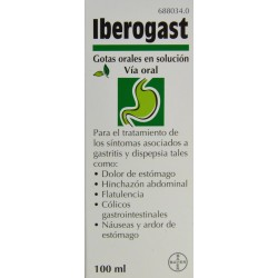 IBEROGAST 100 ML BAYER