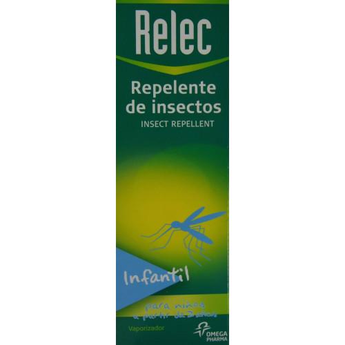 REPELENTE DE INSECTOS INFANTIL VAPORIZADOR 50 ML RELEC