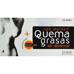 LIPO-MOROSIL + QUEMA GRASAS ABDOMINAL 30 CÁPSULAS NC