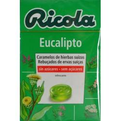 CARAMELOS EUCALIPTO RICOLA