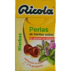 PERLAS DE HIERBAS SUIZAS RICOLA