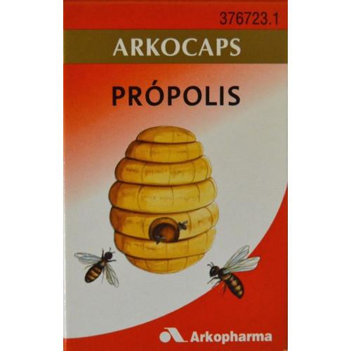 PRÓPOLIS ARKOCAPS 100 CÁPS ARKOPHARMA