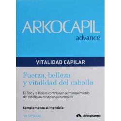 ARKOCAPIL ADVANCE 120 CÁPSULAS ARKOPHARMA