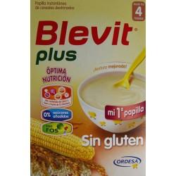 BLEVIT PLUS DESDE LOS 4 MESES 300 G SIN GLUTEN ORDESA