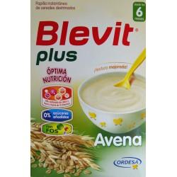 BLEVIT PLUS AVENA DESDE LOS 6 MESES 300 G ORDESA