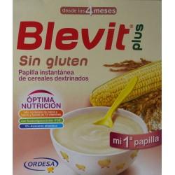 BLEVIT PLUS DESDE LOS 4 MESES (2 X 300 G) SIN GLUTEN ORDESA