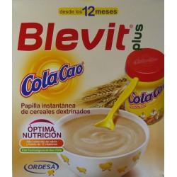 BLEVIT PLUS COLA CAO DESDE LOS 12 MESES 2 X 300 G ORDESA