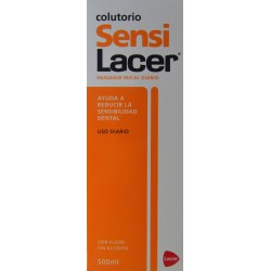 COLUTORIO SENSI 500 ML LACER