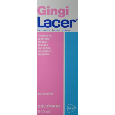 COLUTORIO GINGI 500 ML LACER