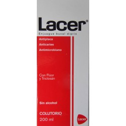 COLUTORIO 200 ML LACER